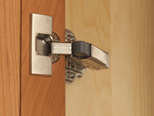 CLIP-ON HINGES