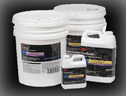 CONTACT ADHESIVES: SOLVENT BASE | WATER BASE ADHESIVES