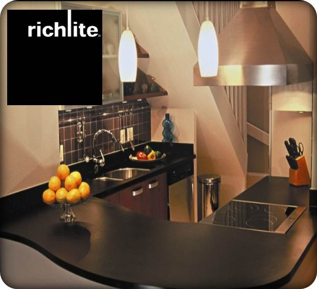 Richlite Surfaces